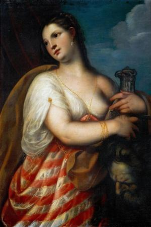 Judith with the Head of Holofernes, before 1636
