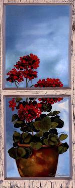 Antique Window I by Paige Houghton