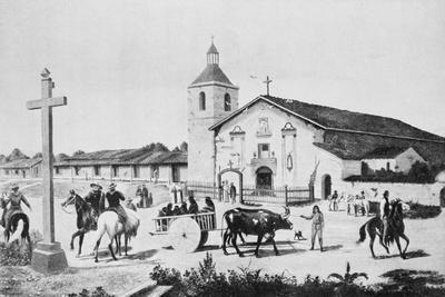 https://imgc.allpostersimages.com/img/posters/painting-of-mission-santa-clara-de-asis-in-the-old-days_u-L-PRH5FU0.jpg?artPerspective=n