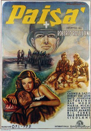 Paisan, Maria Michi, Robert Van Loon, Dots Johnson, 1946
