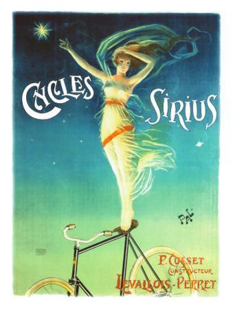 Cycles Sirius by PAL (Jean de Paleologue)