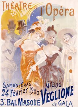 Theatre de l'Opera by PAL (Jean de Paleologue)