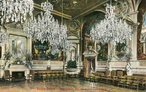 Palace Interior, Baden-Baden, Germany