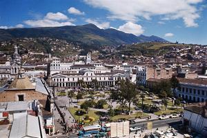 Palace of Ecuador