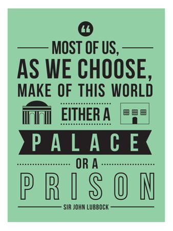 Palace Or A Prison