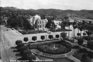 Palacio Da Liberdade, Belo Horizonte, Brazil, C1937