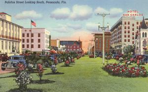 Palafox Street, Pensacola, Florida