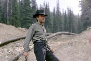PALE RIDER directed by ClintEastwood, 1985 (photo)