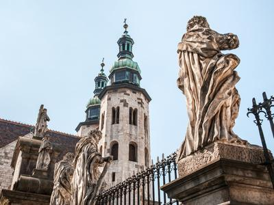 Romanesque Church in Krakow