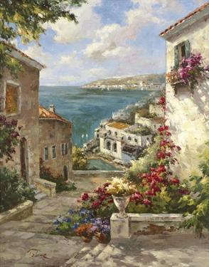 Buena Vista II by Paline