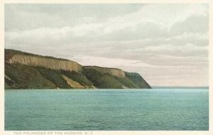 Palisades on the Hudson River, New York