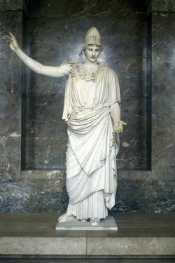 Pallas Athena, Goddess of Wisdom