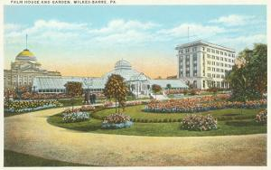 Palm House and Garden, Wilkes-Barre, Pennsylvania