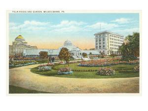 Palm House and Garden, Wilkes-Barre, Pennsylvania