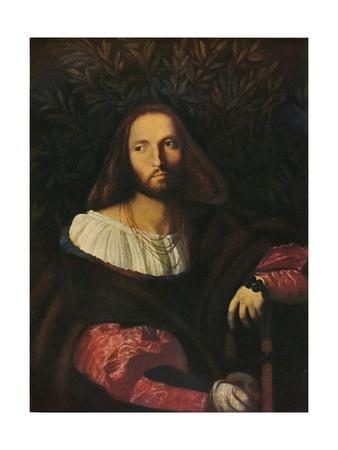 'Portrait of a Poet', 1516, (1909)