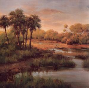 Palms On The River by R Rutley