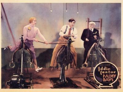 Palmy Days, 1931