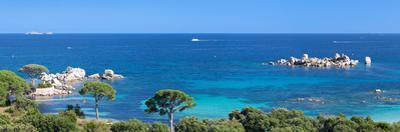 Palombaggia Beach Near Porto Vecchio, Corse-Du-Sud, Corsica, France