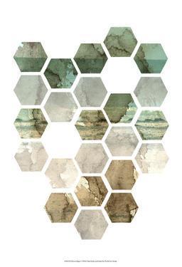 Hexocollage I by Pam Ilosky