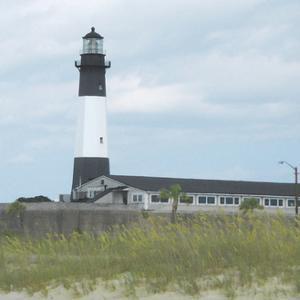 Tybee Lighthouse I by Pam Ilosky