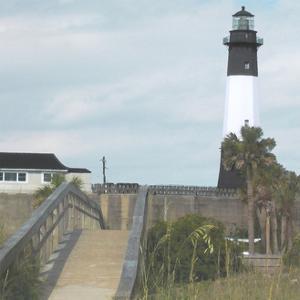 Tybee Lighthouse II by Pam Ilosky