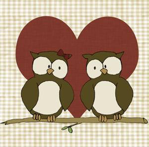 You & Me IV by Pam Ilosky