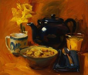 Breakfast at Debby's by Pam Ingalls