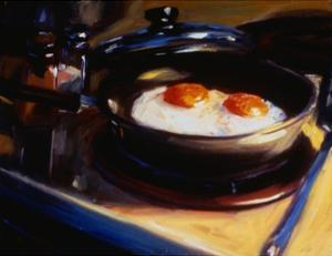 Eggs Howie's Way II by Pam Ingalls