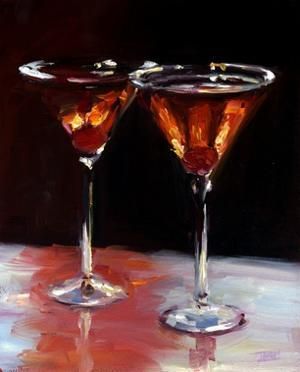 Manhattans by Pam Ingalls