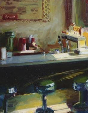 Soda Fountain by Pam Ingalls