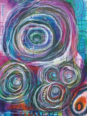 Circular Abstraction by Pam Varacek