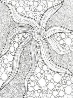 Coastal Starfish by Pam Varacek
