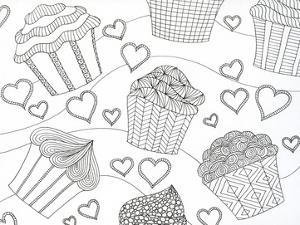 Cupcake Love by Pam Varacek