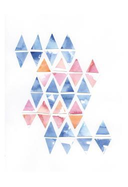Diamond Cluster 2 by Pam Varacek