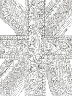 Eternal Cross by Pam Varacek