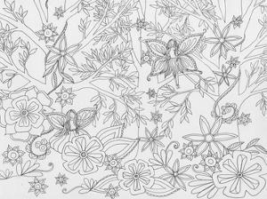 Fairy Floral by Pam Varacek