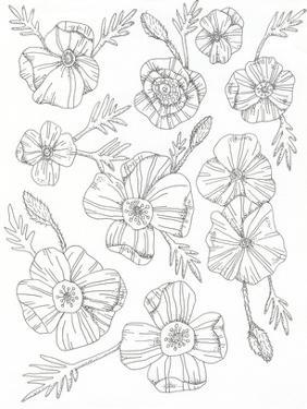 Floral Flow by Pam Varacek