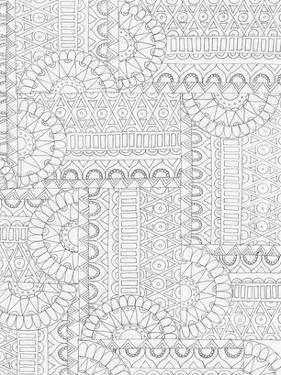Geometric 2 by Pam Varacek