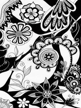 Jungle Flora 2 by Pam Varacek