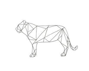 Poly Lion by Pam Varacek