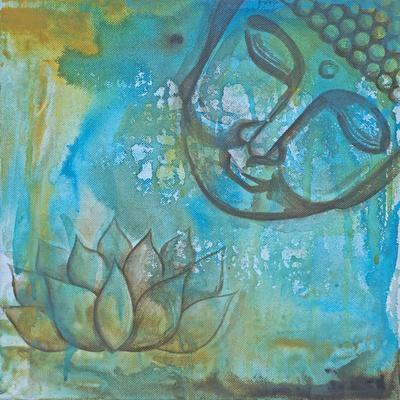 Serenity Buddha II