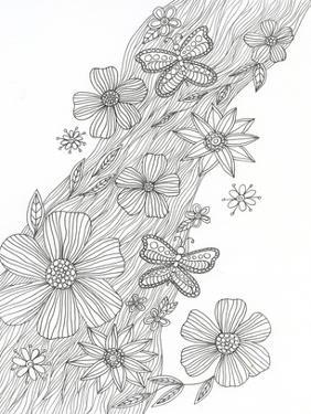 Spring Shower by Pam Varacek