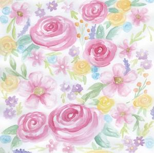 Stream Of Roses by Pam Varacek