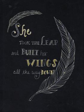 Taking A Leap by Pam Varacek