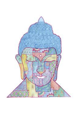 The Mosaic Buddha by Pam Varacek
