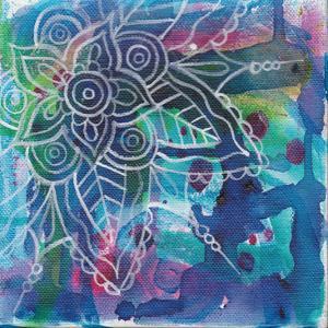 Tubular Flower 4 by Pam Varacek