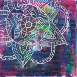 Tubular Flower by Pam Varacek
