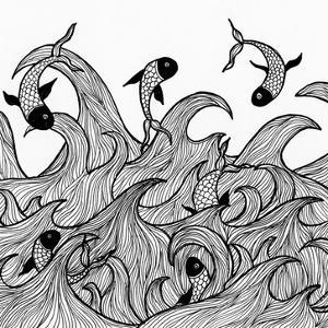 Wild Waters by Pam Varacek