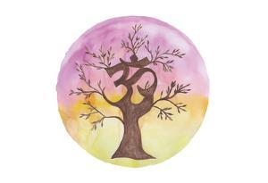 Zenful Tree by Pam Varacek