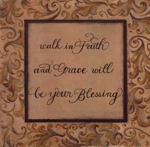 Walk in Faith by Pamela Desgrosellier